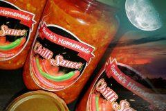 Chilli Sauce Boerie