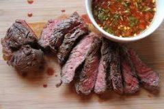 Chilli-Steak