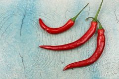 Red Chilli Peppers Sauce