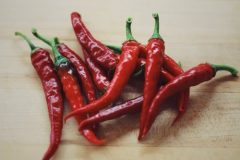 Red Chillies Hot Sauce